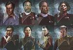 The Captains #2