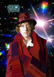 Doctor Who Classic The Fourth Doctor (Tom Baker)