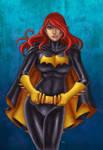 batgirl colors
