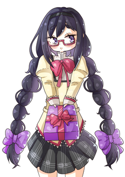 Commission for steamforged - Homura