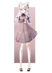 Commission for Lululencia - Kaia