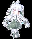 Chibis - Snow Bun
