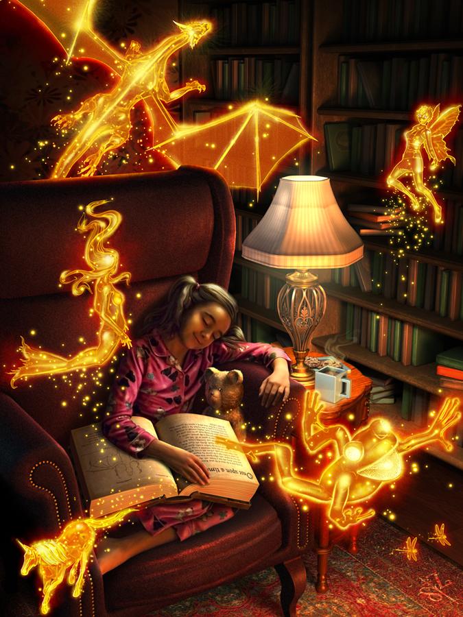 'SleepyTales' by ThePunisher7