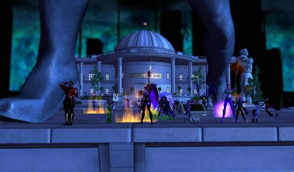 The Final Nightfall