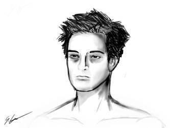 Edward Cullen -New Moon- by 0Riku-kun0