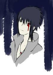 Uchiha Sasuke - Amaterasu V.2.