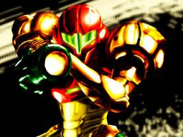 Samus Aran - Metroid by 0Riku-kun0