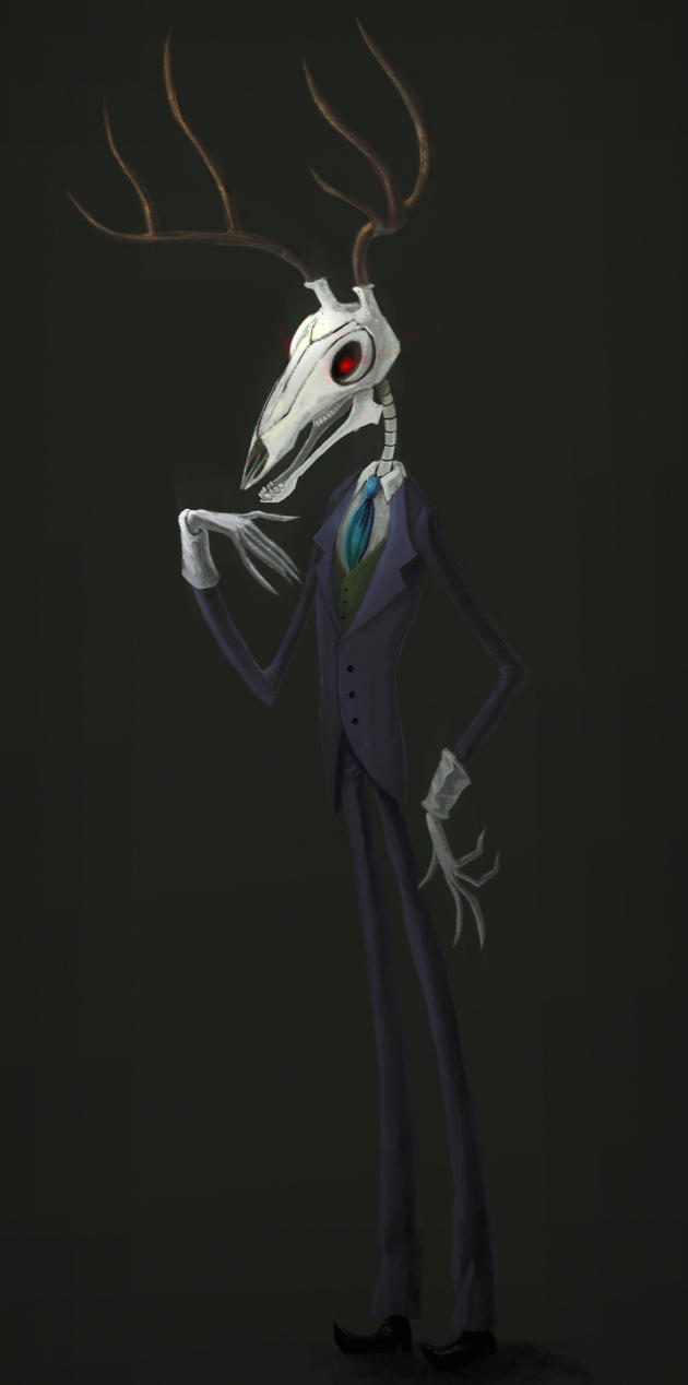 Stopmotion Puppet Concept art by ADB9