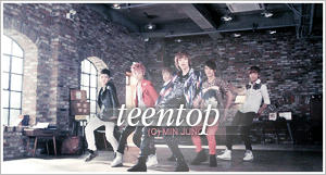 Gifs 11 -Teen Top- by Min-Jung