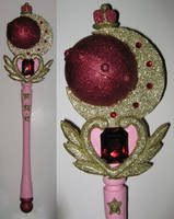 cutie moon rod... by Sailor-Moon-stuff