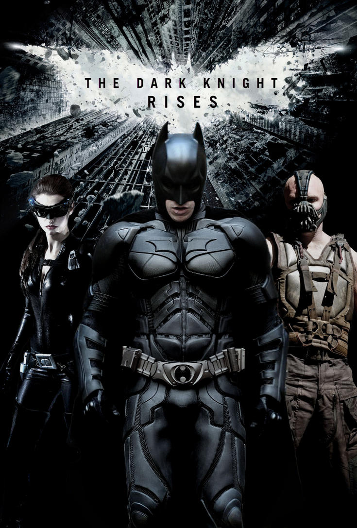 The Dark Knight Rises (2012) 720p Hindi Dual Audio 720MB (G Drive)