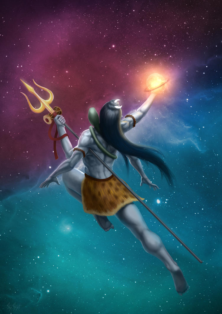 New Angry Lord Shiva HD Wallpapers for free download