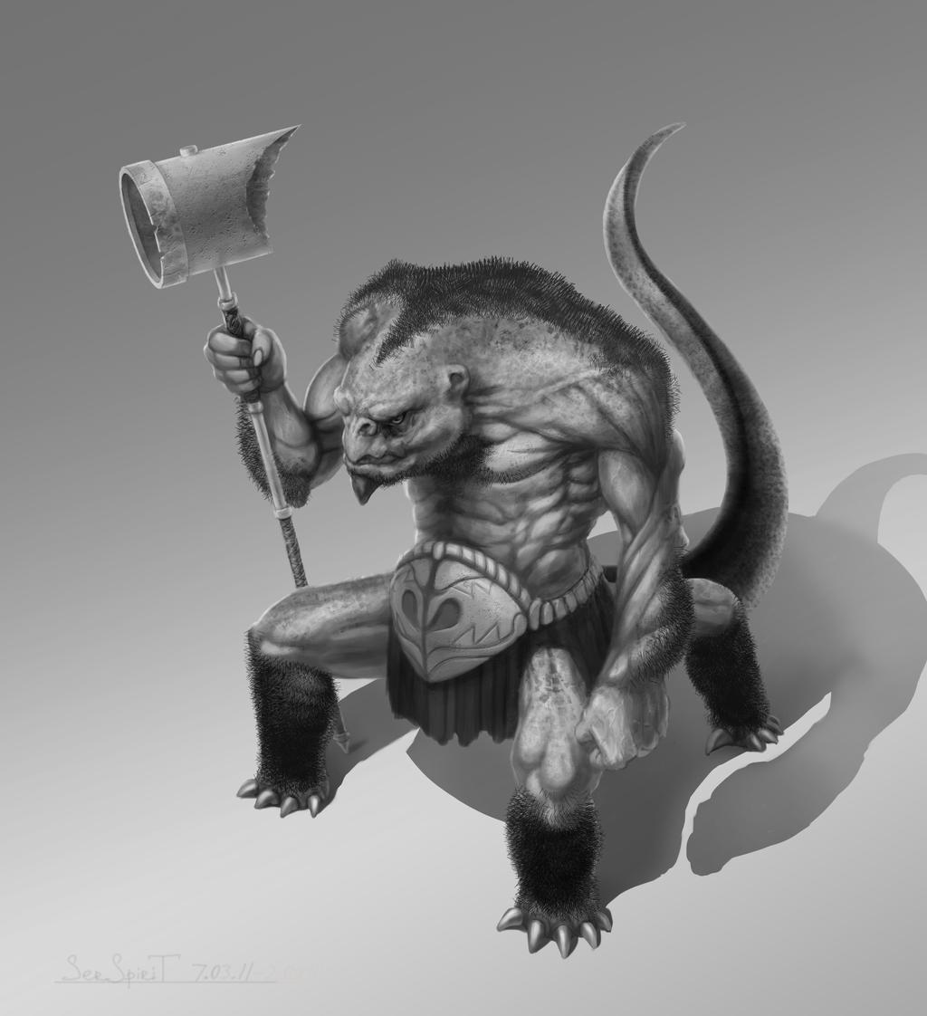 1000  images about Brute Creature Concept Art on Pinterest