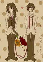 Coffe with Milk:Duo x Heero: by Suobi-chan