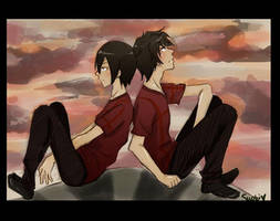 ::Brotherhood:: by Suobi-chan