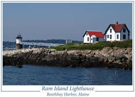 Ram Island by cove314
