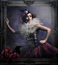 Pierrot by Cinnamoncandy