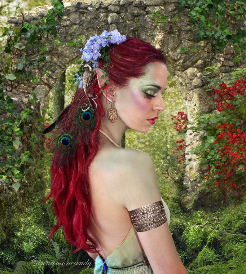 Elven Princess by Cinnamoncandy