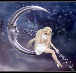 Star Fairy by Cinnamoncandy