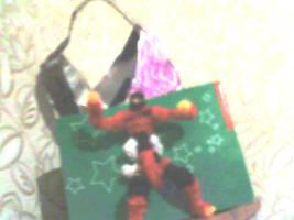 pipecleaner action figure_Ninja