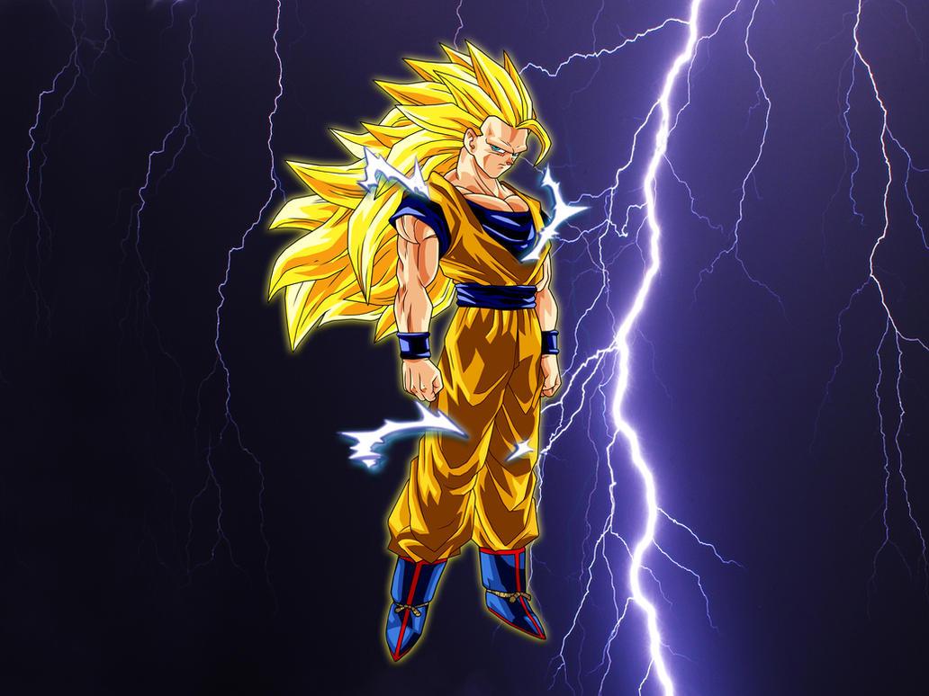 SSJ Goku Xenoverse Wallpaper v2 (Blue) by DragonBallAffinity ...