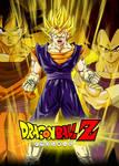 Poster Dragon Ball Z: Vegetto