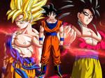 Wallpaper The Legend Of Goku
