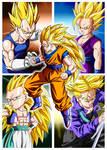 Poster DBZ Heroes