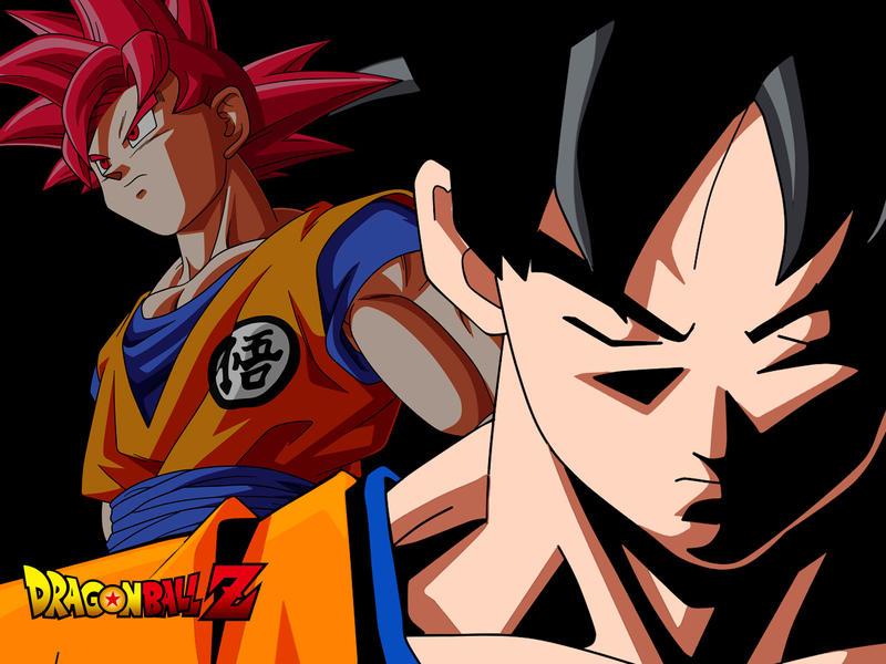 Dragon Ball Z: Goku by Dony910 on DeviantArt