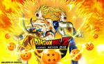 Wallpaper Dragon Ball Z - Legends Never Die