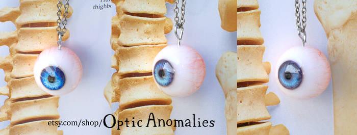 New Eyeball Pendants
