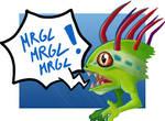 Murloc from World fo Warcraft