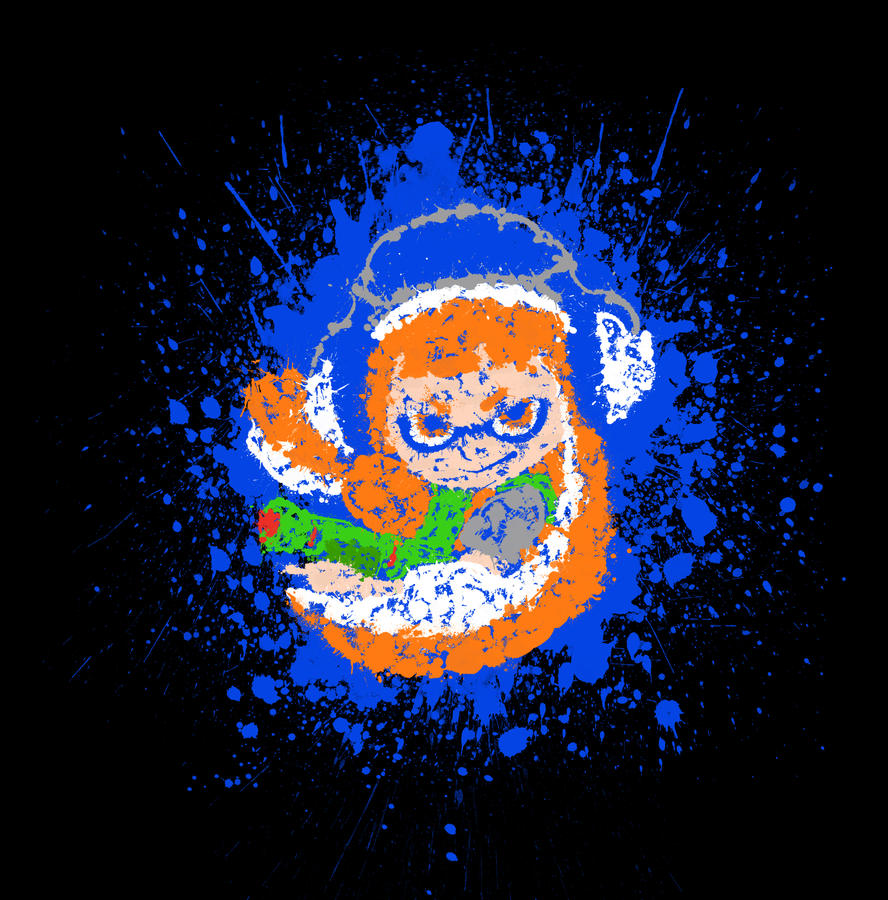 Splatoon!!!! by capitanusop