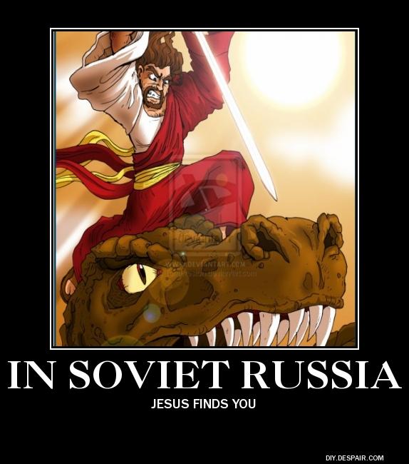 Another In Soviet Russia joke... by InnocentLittleWolf on ...