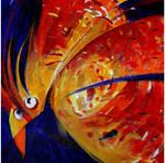 Funny Bird  -Passaroco- by FilomenaBento