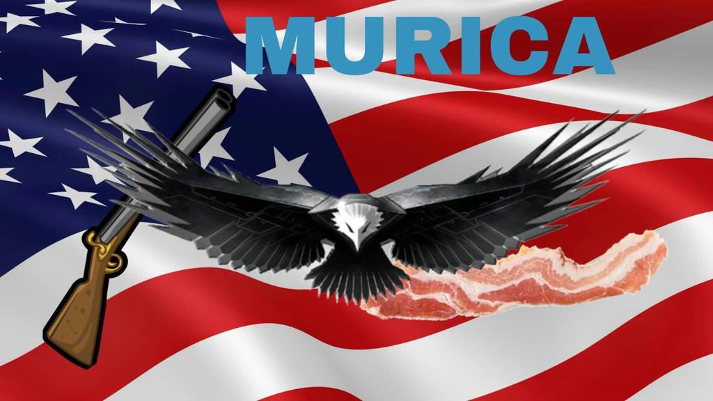 MURICA FUCK YEAH by Perrydev