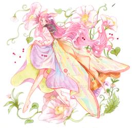Moth princess