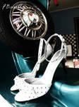 Sapatos e Lambreta by FBarella