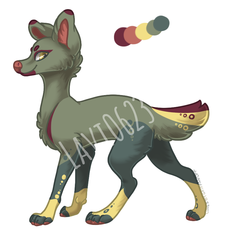 Canine Adopt! (Open) by mtr0623
