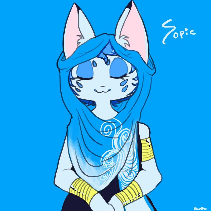 sopie by appleaerosol