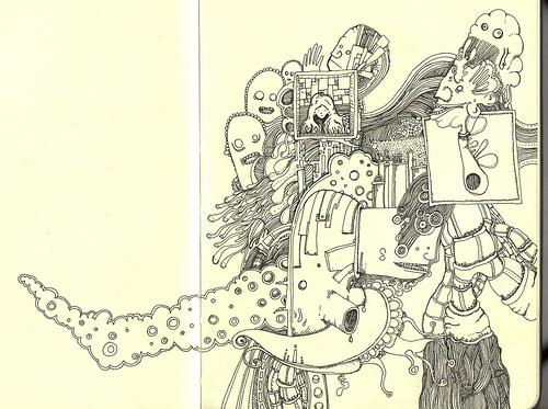 moleskine doodle12 by snickerdoodle146