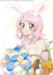 TRIXIE Anipike Mascot Easter