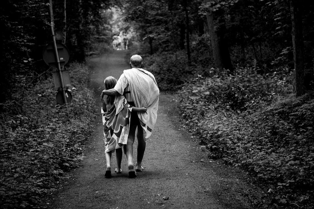 Maira och morfar by mjochumsen