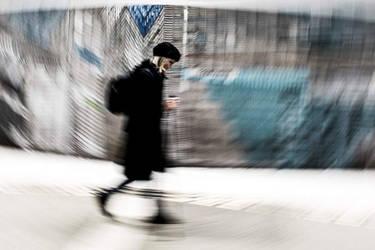 Subwayrider by mjochumsen