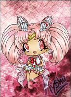 Sailor Chibi Moon chibi by Myshumeaw