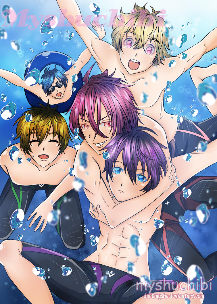 Boy Free! by DarkMysha