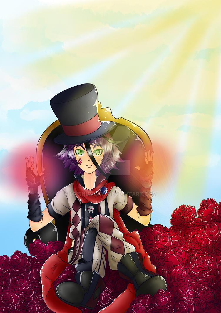 Commision Kami by DarkMysha