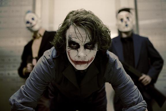 Three of a Kind -Joker Costume