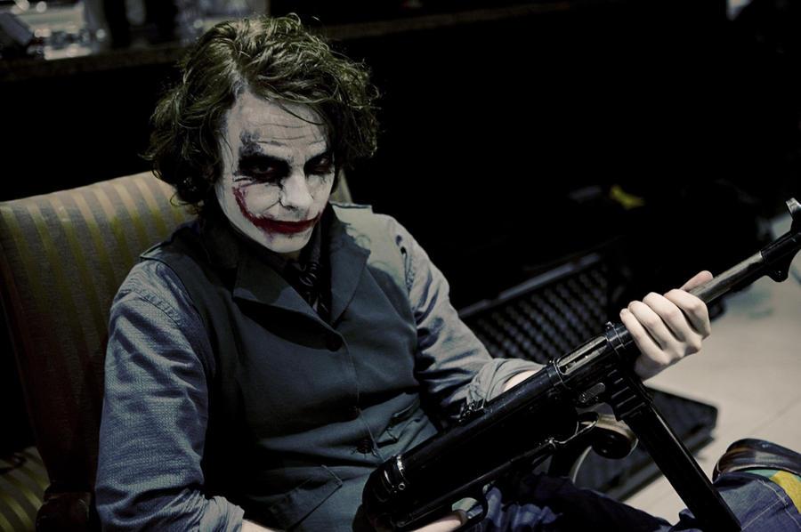 Joker by ElectricSixx