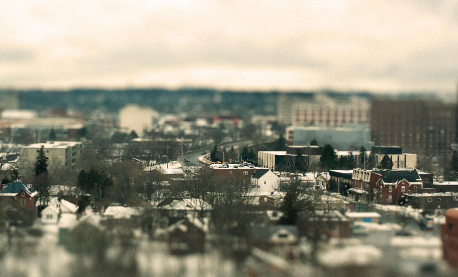Tilt Shift by ElectricSixx